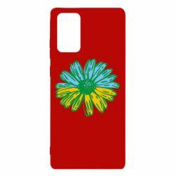 Чехол для Samsung Note 20 Українська квітка