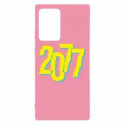 Чохол для Samsung Note 20 Ultra 2077 Cyberpunk