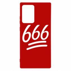 Чехол для Samsung Note 20 Ultra 666