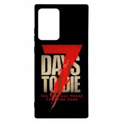 Чохол для Samsung Note 20 Ultra 7 Days To Die