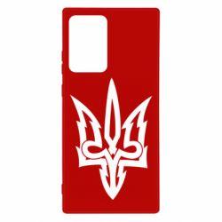Чохол для Samsung Note 20 Ultra Acute coat of arms of Ukraine
