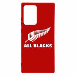 Чехол для Samsung Note 20 Ultra All Blacks