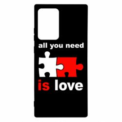 Чохол для Samsung Note 20 Ultra All You need is love