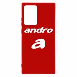 Чохол для Samsung Note 20 Ultra Andro