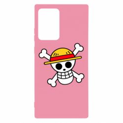 Чохол для Samsung Note 20 Ultra Anime logo One Piece skull pirate