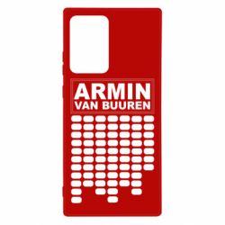 Чехол для Samsung Note 20 Ultra Armin Van Buuren Trance