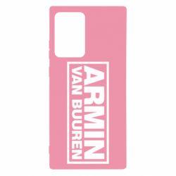 Чехол для Samsung Note 20 Ultra Armin