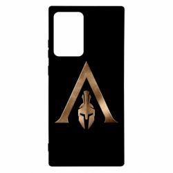 Чохол для Samsung Note 20 Ultra Assassin's Creed: Odyssey logo