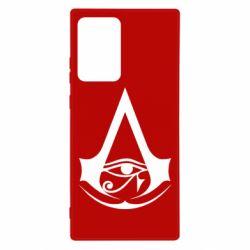 Чохол для Samsung Note 20 Ultra Assassin's Creed Origins logo