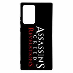 Чохол для Samsung Note 20 Ultra Assassin's Creed Revelations