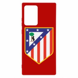 Чехол для Samsung Note 20 Ultra Atletico Madrid