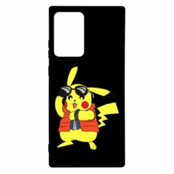Чохол для Samsung Note 20 Ultra Back to the Future Marty McFly Pikachu