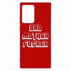 Чехол для Samsung Note 20 Ultra Bad Mother F*cker