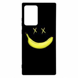 Чехол для Samsung Note 20 Ultra Banana smile