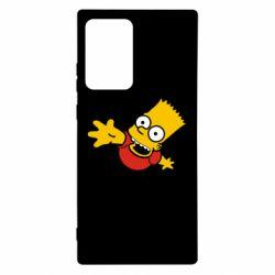 Чехол для Samsung Note 20 Ultra Барт Симпсон