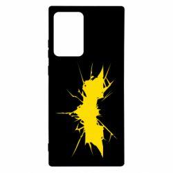 Чохол для Samsung Note 20 Ultra Batman cracks