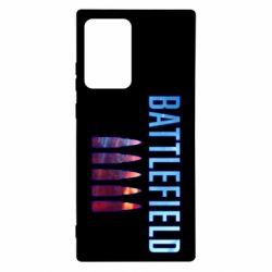 Чохол для Samsung Note 20 Ultra Battlefield 5 bullets