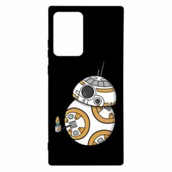 Чехол для Samsung Note 20 Ultra BB-8 Like