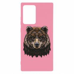 Чохол для Samsung Note 20 Ultra Bear graphic