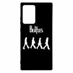 Чохол для Samsung Note 20 Ultra Beatles Group