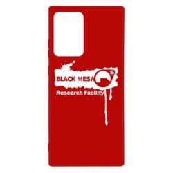 Чехол для Samsung Note 20 Ultra Black Mesa