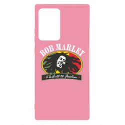 Чехол для Samsung Note 20 Ultra Bob Marley A Tribute To Freedom