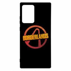 Чехол для Samsung Note 20 Ultra Borderlands logotype