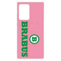 Чехол для Samsung Note 20 Ultra Brabus