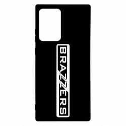 Чехол для Samsung Note 20 Ultra Brazzers Logo