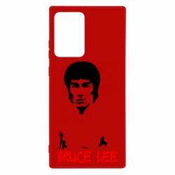 Чехол для Samsung Note 20 Ultra Bruce Lee