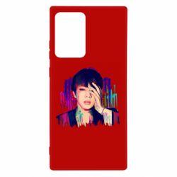 Чехол для Samsung Note 20 Ultra Bts Jin