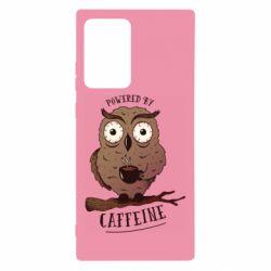 Чохол для Samsung Note 20 Ultra Caffeine Owl