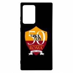 Чохол для Samsung Note 20 Ultra Calcio Femminile Roma