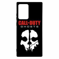 Чохол для Samsung Note 20 Ultra Call of Duty Ghosts