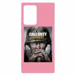 Чохол для Samsung Note 20 Ultra Call of Duty WW2 poster