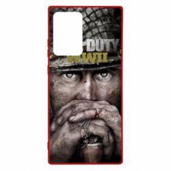 Чехол для Samsung Note 20 Ultra Call of Duty WWII