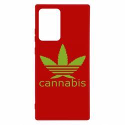 Чохол для Samsung Note 20 Ultra Cannabis
