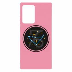 Чехол для Samsung Note 20 Ultra Capricorn constellation