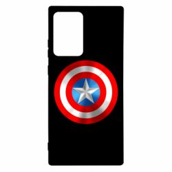 Чехол для Samsung Note 20 Ultra Captain America 3D Shield