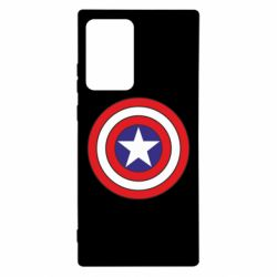 Чехол для Samsung Note 20 Ultra Captain America