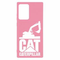 Чохол для Samsung Note 20 Ultra Caterpillar cat