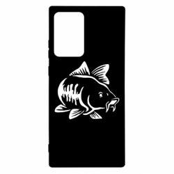 Чохол для Samsung Note 20 Ultra Catfish