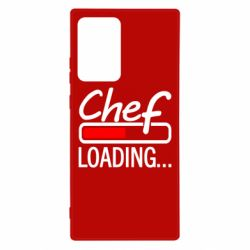 Чехол для Samsung Note 20 Ultra Chef loading