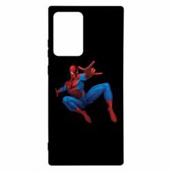 Чохол для Samsung Note 20 Ultra Людина павук