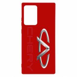 Чехол для Samsung Note 20 Ultra Chery Logo