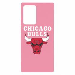 Чехол для Samsung Note 20 Ultra Chicago Bulls Classic