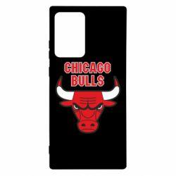 Чохол для Samsung Note 20 Ultra Chicago Bulls vol.2