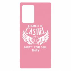 Чохол для Samsung Note 20 Ultra Church of Castel