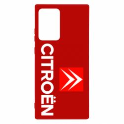 Чехол для Samsung Note 20 Ultra CITROEN 2