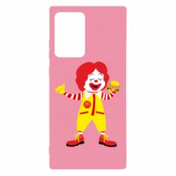 Чохол для Samsung Note 20 Ultra Clown McDonald's